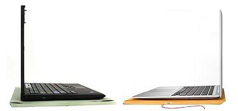 Lenovo X300 Macbook Air