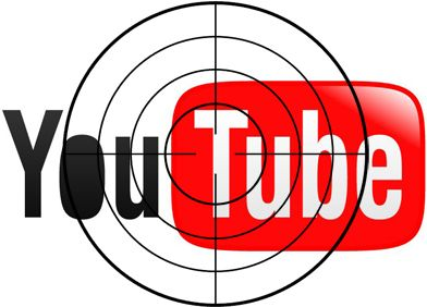 Youtube als doelwit