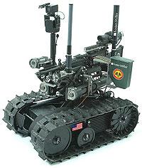 Sword-vechtrobot