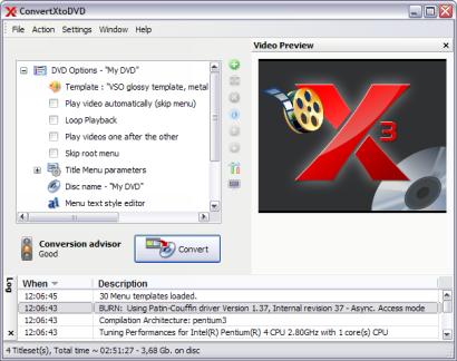 ConvertXtoDVD version 3 (410 pix)