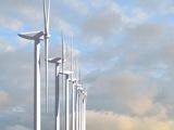 Schone technologie: windmolens
