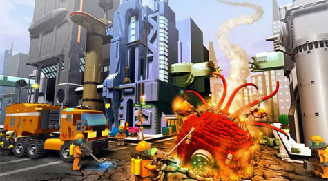 Lego Universe - concept art
