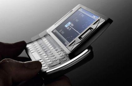 Sony-Ericsson Xperia X1