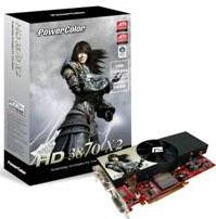 Powercolor Radeon HD 3870 X2