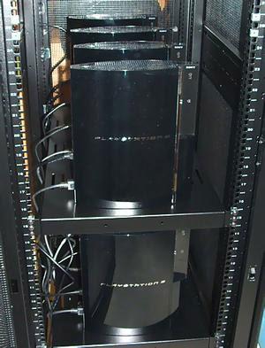 PS3 bij de Universiteit van Massachusetts