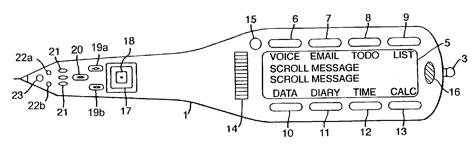 Patent BT voor handschriftherkenning in pen