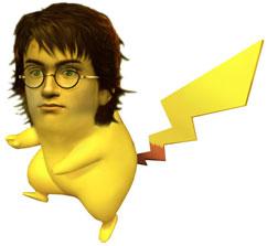 Pikachu Potter