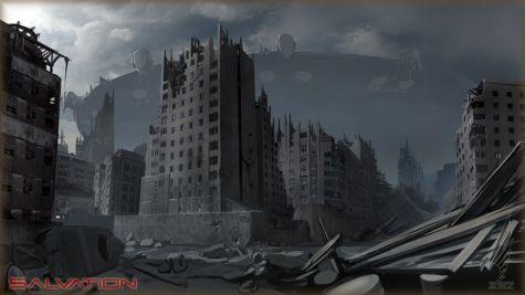 Salvation ruines