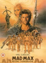 Mad Max 3 -filmposter