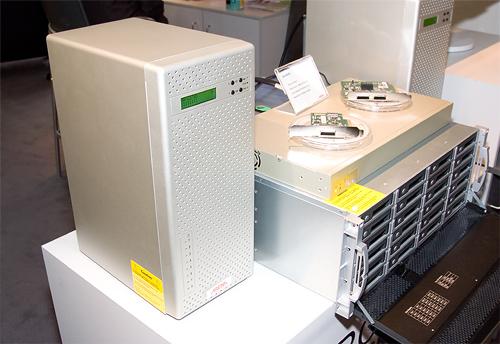Cebit 2008: Arena SA-3378S en SA-8808S