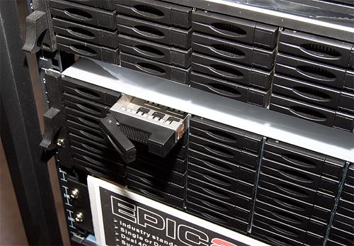 Cebit 2008: Epica opslagbehuizingen voor 2,5 inch harde schijven