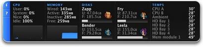 iStat Pro screenshot (410 pix)