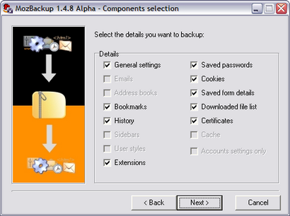 MozBackup 1.4.8 alpha screenshot (410 pix)