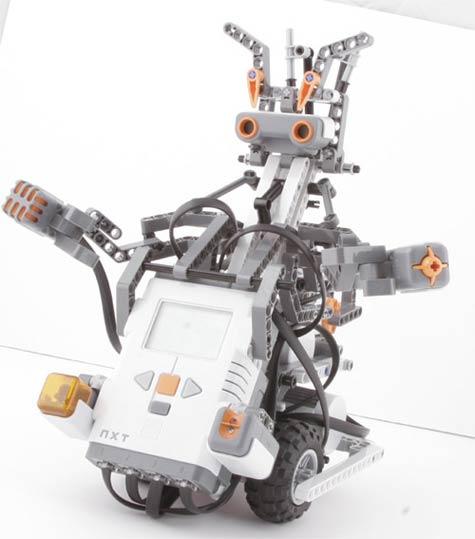 Phobot, de robot met een fobie