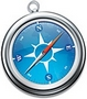 Apple Safari 3.1 logo (90 pix)