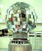 De Ajisai-satelliet