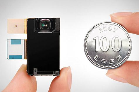 Samsung 8-megapixelsensor voor smartphones