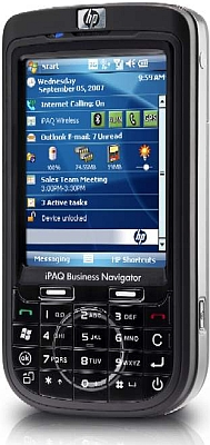 HP iPaq 614 Business Messenger