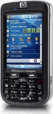HP iPaq 614 Business Messenger