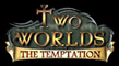 Logo Two Worlds: The Temptation