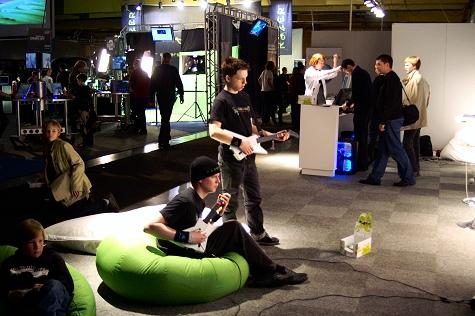 DreamHack 2007 - Guitar Hero