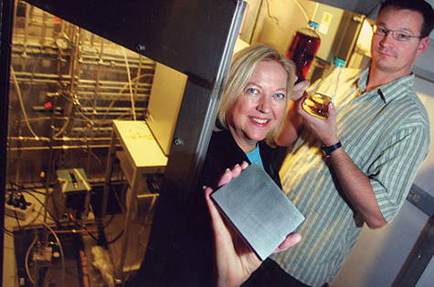 Innovatek-microreactor