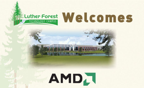 Luther Forrest Campus AMD