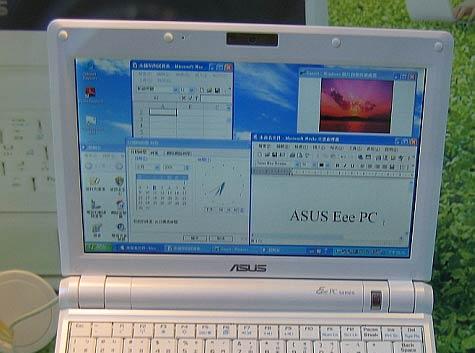 """Asus 8,9""""-Eee PC"""
