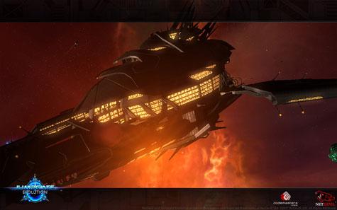 Jumpgate Evolution - screenshot