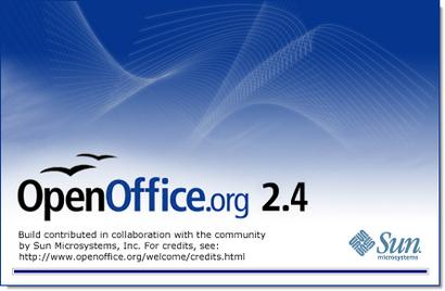 OpenOffice.org 2.4