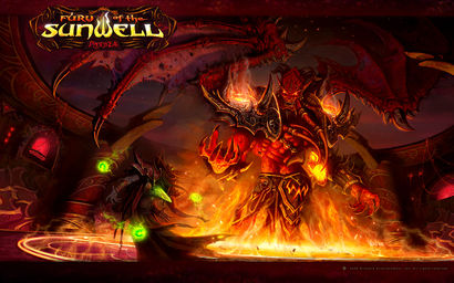 World of Warcraft: Fury of the Sunwell