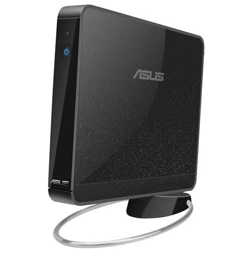 Desktop-Eee PC, zwart