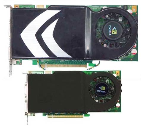 8800GT en 9600GT met 2GB ddr3