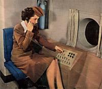 Mobiel in het vliegtuig