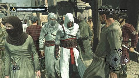 Assassin's Creed - Screenshot pc