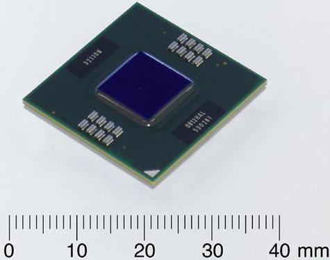 Toshiba Spursengine SE1000-processor