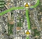 Verkeersopstoppingen Live Maps