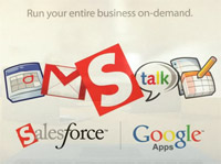 Salesforce Google Apps