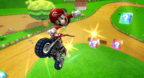 Mario Kart Wii - screenshot