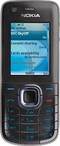 Nokia 6212 Classic met nfc
