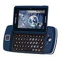 T-Mobile Sidekick (blauw)