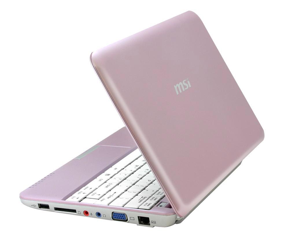 msi stelt kleine 39 wind 39 laptop officieel voor computer nieuws tweakers. Black Bedroom Furniture Sets. Home Design Ideas