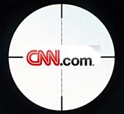 CNN doelwit van hackers