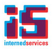 IS Interned Services logo