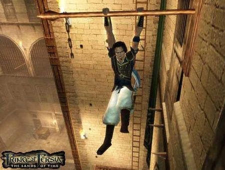Prince of Persia, Sands of Time