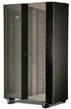 IBM iDataplex-bladeserverrack