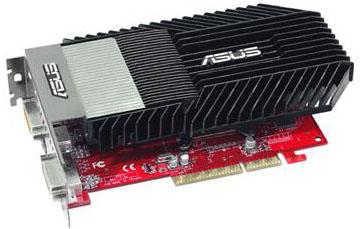 Asus HD3650 met agp-interface