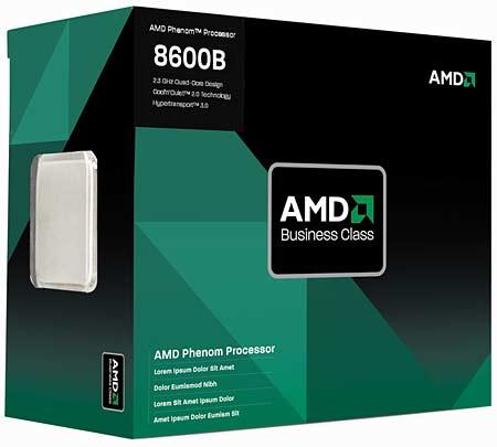 AMD Phenom Business Class - box