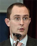 Belgische minister van Economie Vincent van Quickeborne
