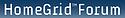 HomeGrid Forum logo